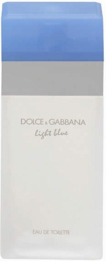 MULTI BUNDEL 3 stuks Dolce and Gabbana Light Blue Eau De Toilette Spray 25ml