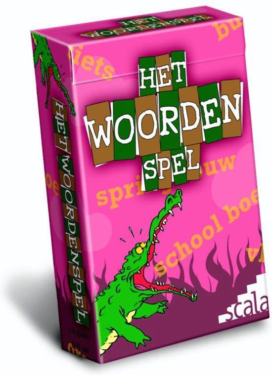 Afbeelding van het spel Het Woordenspel