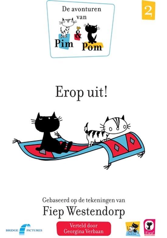 Pim & Pom 2 - Er Op Uit