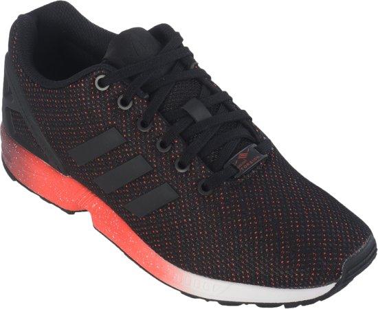 Adidas Zx Flux Wit Zwart