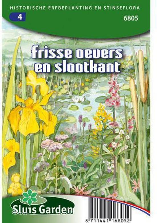 Sluis Garden Frisse Oever/slootkant/vochtige Weiden