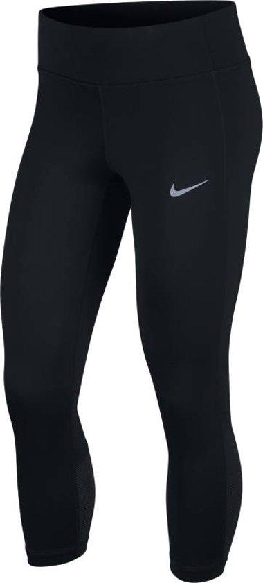 Nike Racer Crop Tight Sportlegging Dames - Black