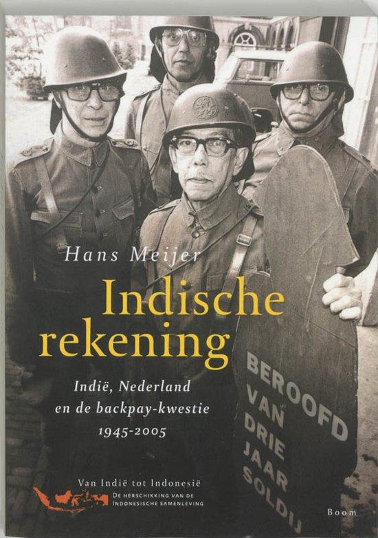 Cover van het boek 'Indische rekening'
