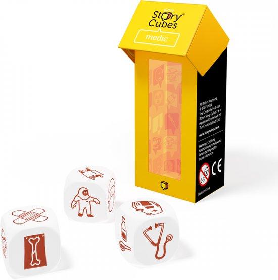 Afbeelding van het spel Rory's Story Cubes - mix Medic