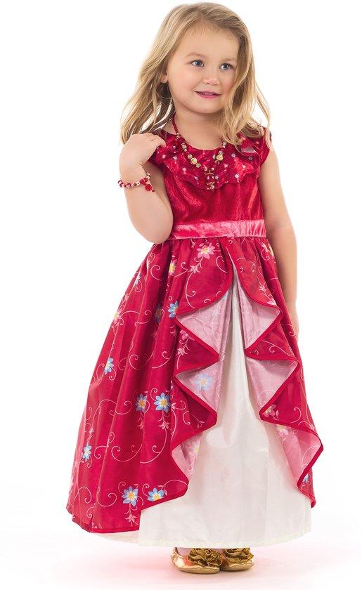 Prinses Elena jurk / Spaanse jurk - maat 128/140