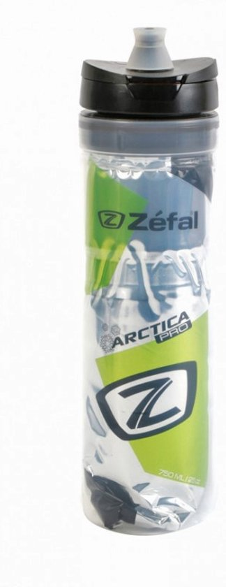 Zefal Arctica Pro Bidon - 750ml - Thermo - groen
