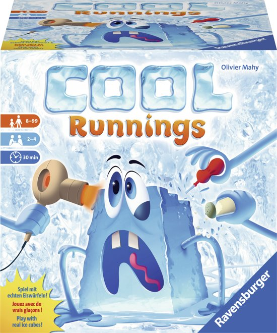 Ravensburger Cool Runnings - Actiespel