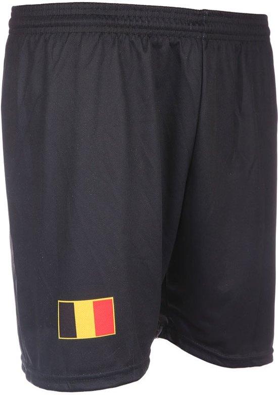 België Voetbalbroekje Uit 2016-2018 -140