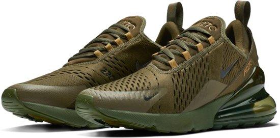 Nike Air Max 270 Sneakers - Maat 44 - Mannen - donker groen 1ab3d5379