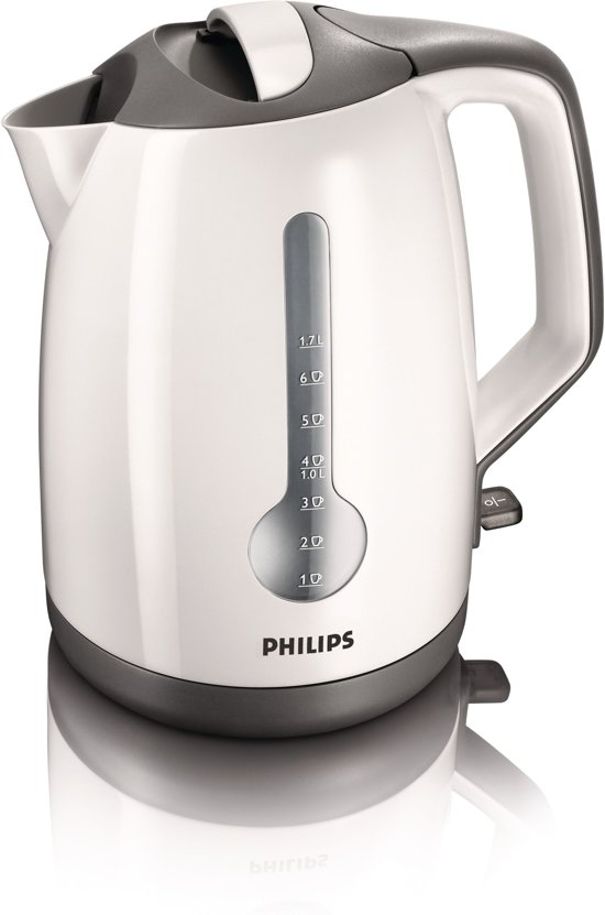 Philips HD4649/00 - Waterkoker - Wit/grijs