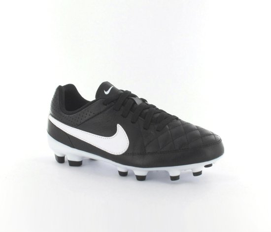 pretty nice 5f68f f74eb Nike Jr Tiempo Genio Leather FG - Voetbalschoenen - Kinderen - Maat 35,5 -