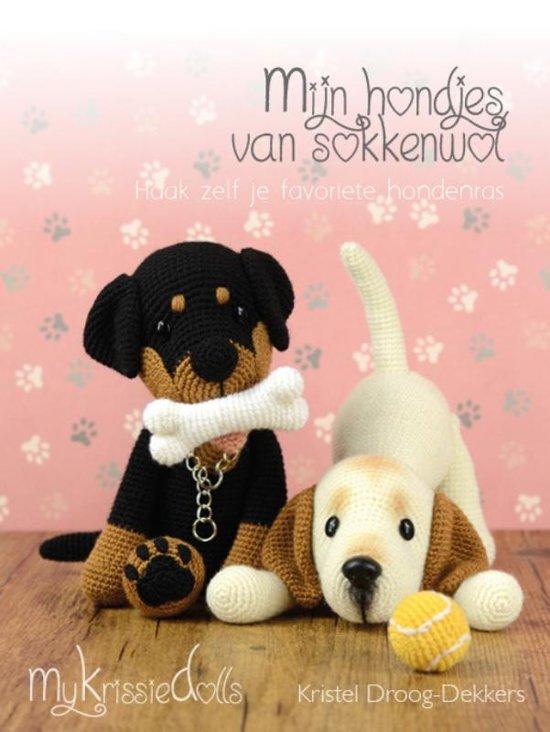 Bolcom Mijn Hondjes Van Sokkenwol Kristel Droog Dekkers