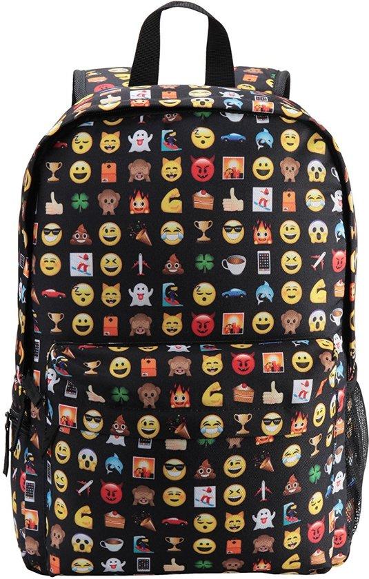 50ba676d2a4 bol.com | CabinMax Emoji Kinder Rugzak