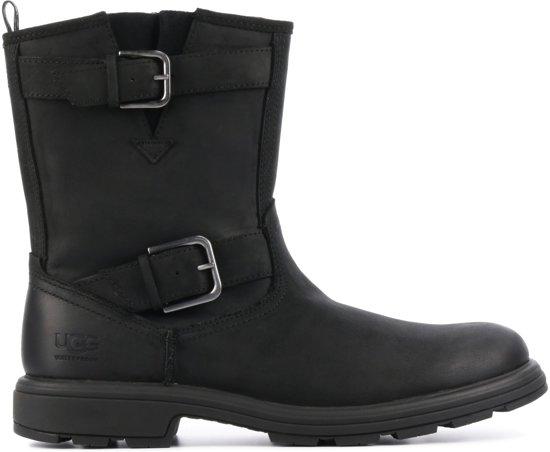 UGG Mannen Boots -  Biltmore moto boot - Zwart - Maat 44