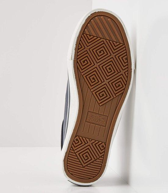 Dames British 38 Grijs Sneakers Knights Donker Maat Laag Mack EEvwaqO