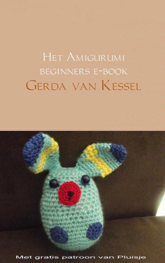 Bolcom Het Amigurumi Beginners E Book Ebook Gerda Van Kessel