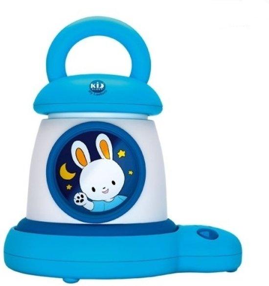 Kidsleep Lantaarn - Nachtlampje - Blauw