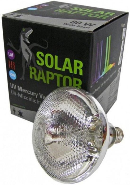 UV Mercury Vapor Lamp - 80W