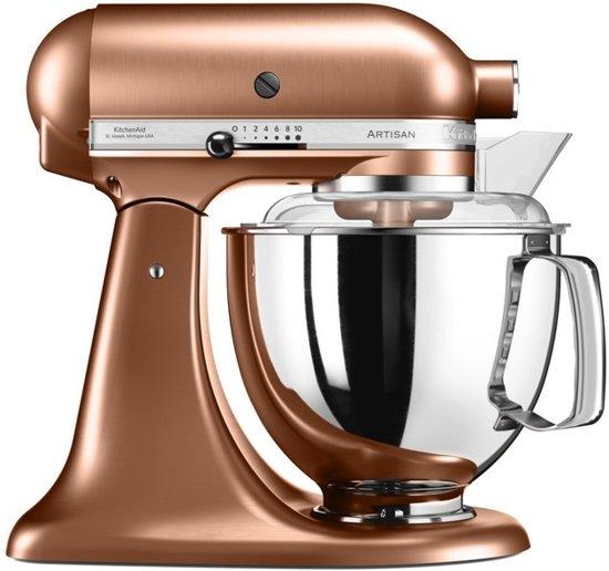 KitchenAid Artisan 5KSM175PSECP - Keukenmachine - Koper
