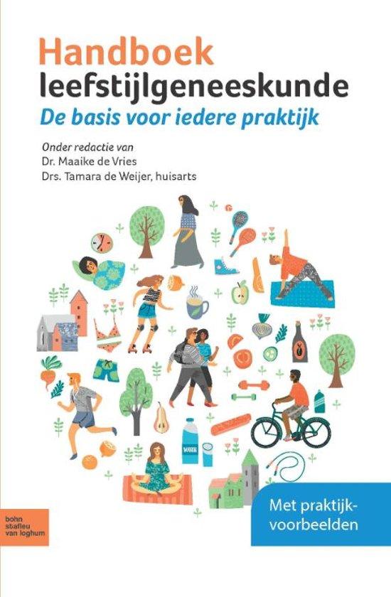 Boek cover Handboek leefstijlgeneeskunde van  (Hardcover)