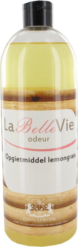 La Belle Vie opgietmiddel Lemongrass 1ltr