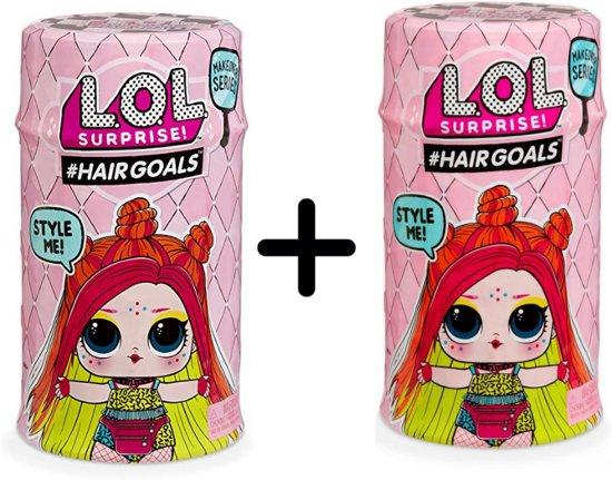 LOL Surprise Hairgoals serie 2, dubbelpack