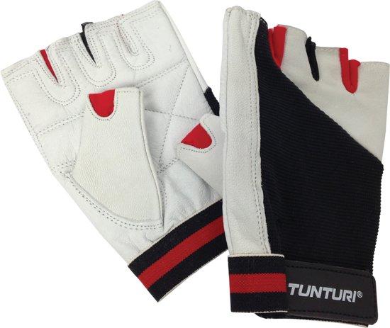 Tunturi Fit Control - Fitness Gloves - Fitness handschoenen - Gewichthefhandschoenen - Maat S