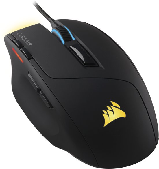 Corsair Sabre RGB - Gaming Muis - PC