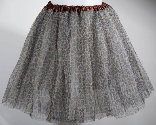 Tutu rokje / petticoat  panter
