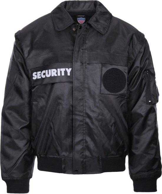 Afritsbare Jack Zwart Security Fostex Met Xl Maat Mouwen qRwZnBnf8