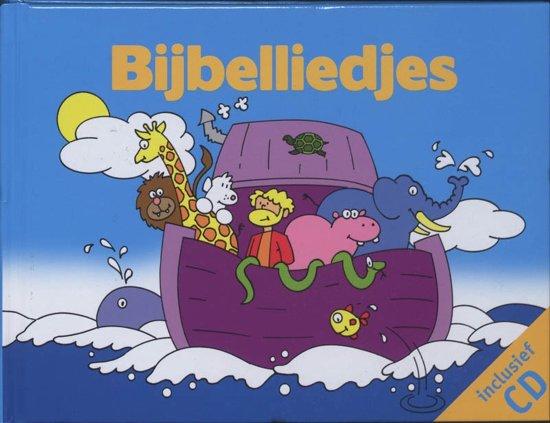 Boek cover Bijbelliedjes van Div. kinderliedjes (Hardcover)