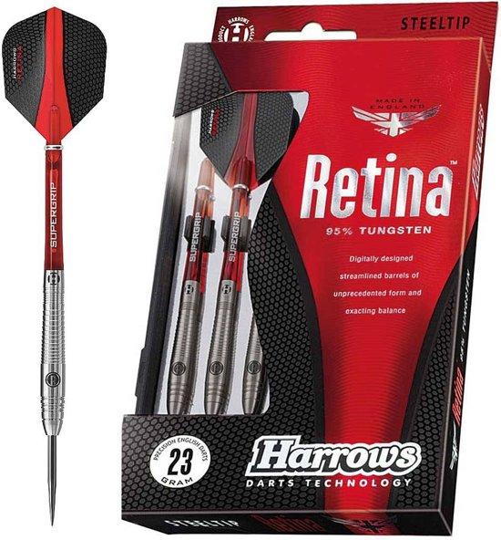 Harrows Retina Dartpijlen - 95% Tungsten - 26 gram