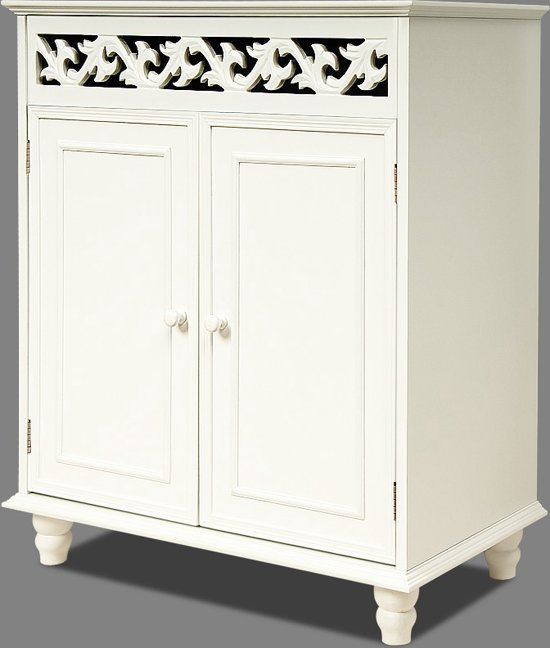 Monzana Commode-Kabinet-in-Wit