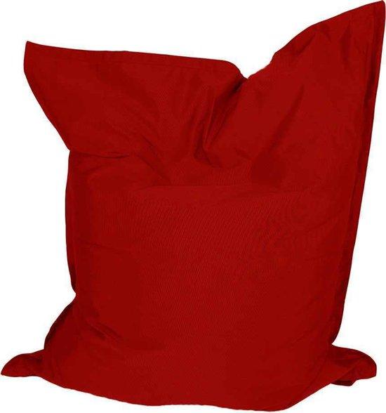 Zitzak Outdoor Sunbrella Paris red 3728 Maat S