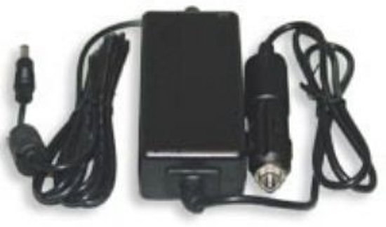 Panasonic Autoadapter 11-16V netvoeding & inverter Zwart