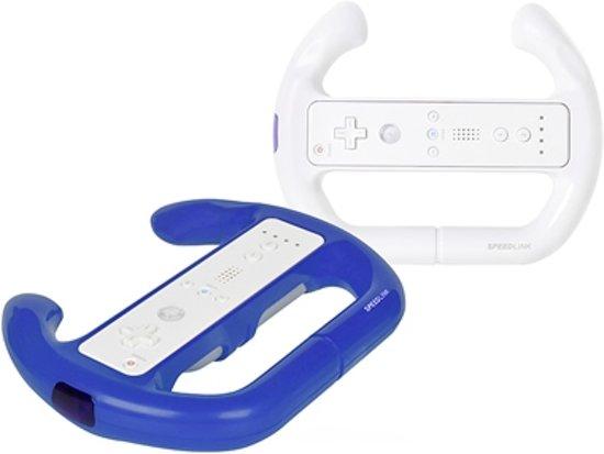 Speedlink Racestuurset Wit Wii