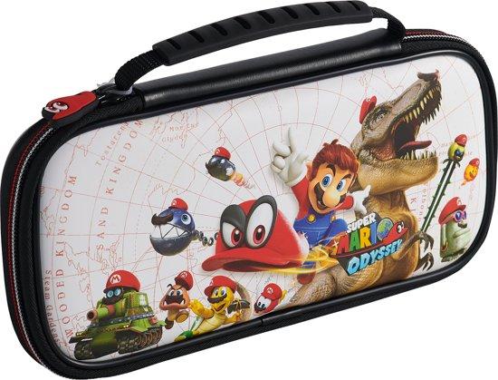 Bigben Official Licensed Super Mario Odyssey Beschermhoes Nintendo Switch Wit