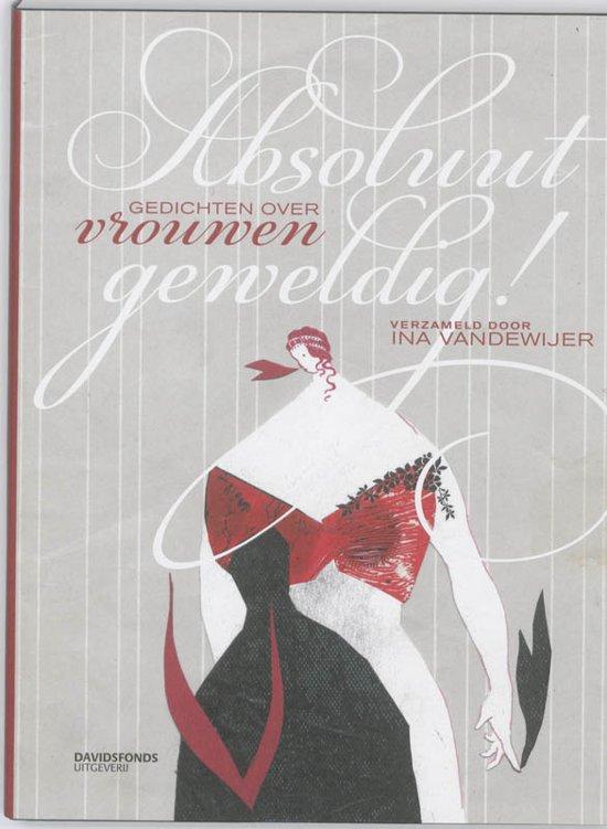 Boek cover Absoluut geweldig van Ina Vandewijer (Hardcover)