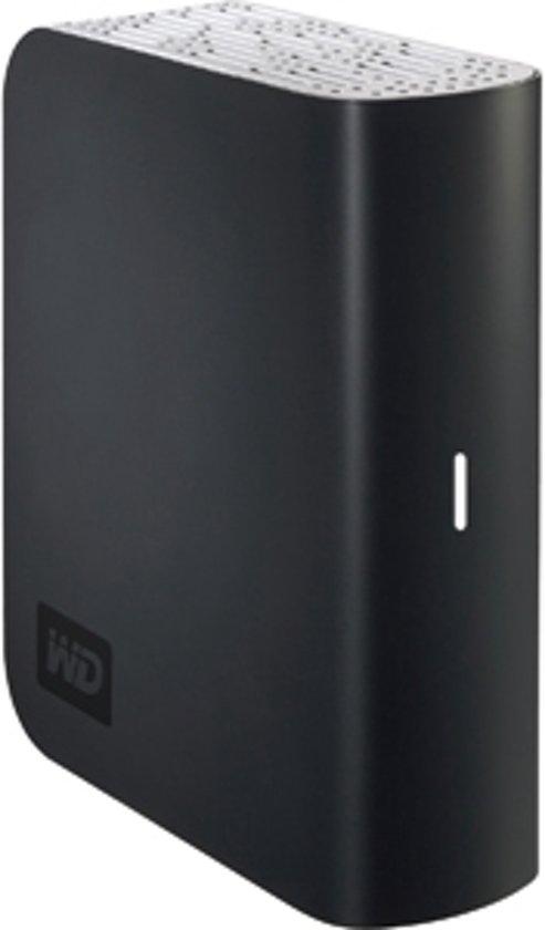 Western Digital My Book Mac (v1) - Externe harde schijf - 1TB - Zwart