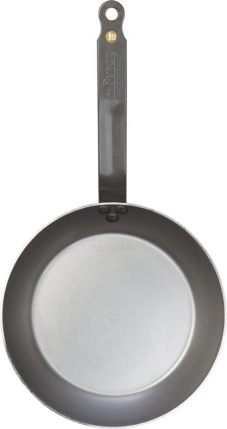 De Buyer Mineral B Element Koekenpan à 24 cm