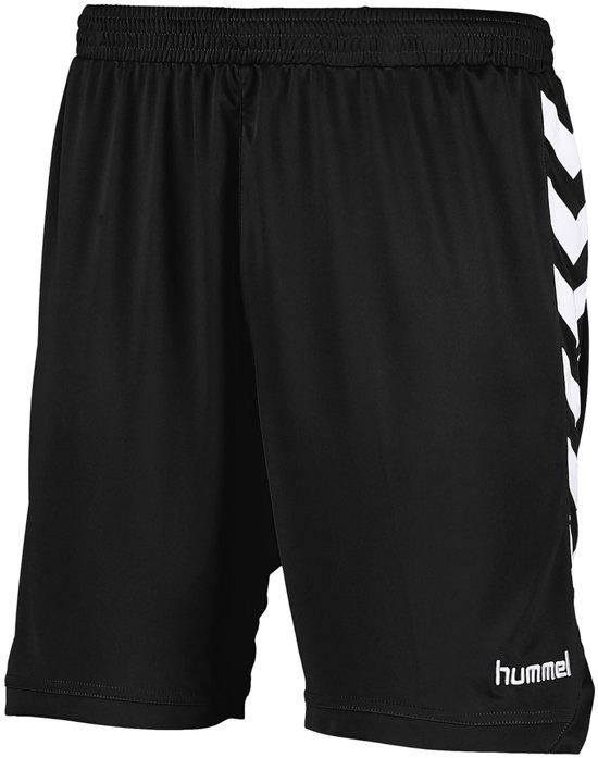 Hummel Burnley Voetbal Short - Shorts  - zwart - 140