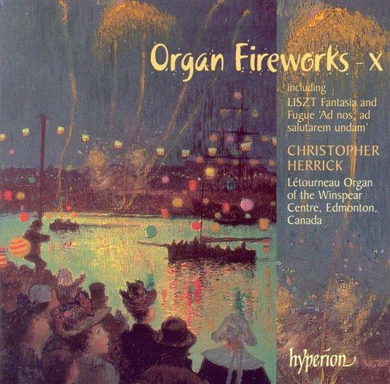 Organ Fireworks 10