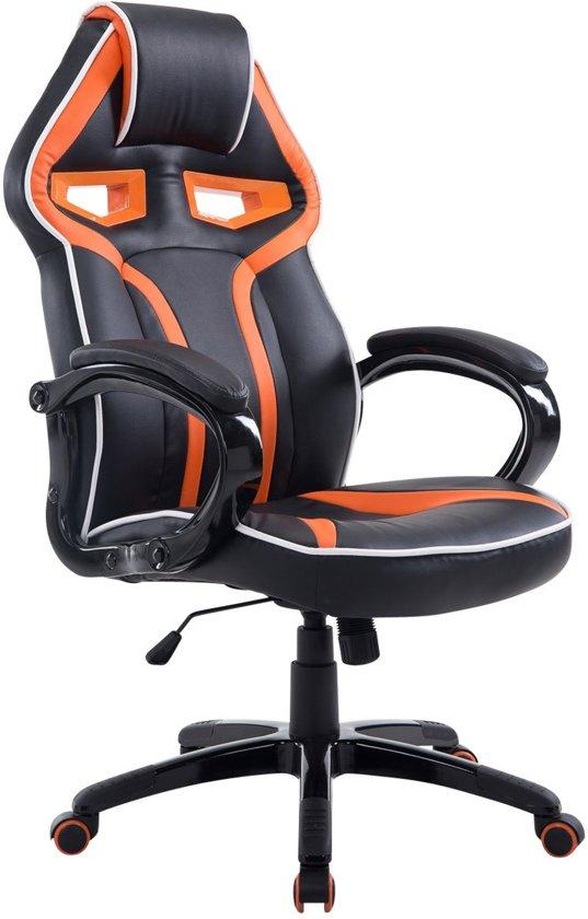 Clp Racing bureaustoel SCHUMI - belastbaar tot 150 kg - Goedkope gamestoel