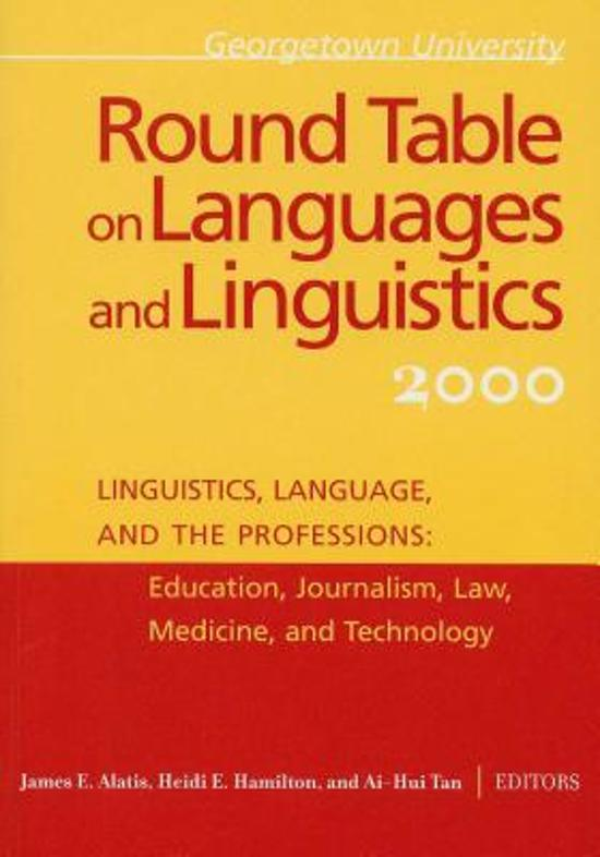 essay in english language and linguistics
