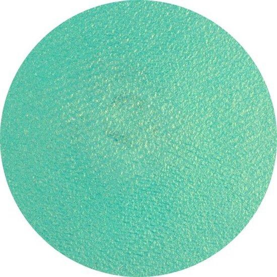 Metallic Golden Green 129 - Schmink - 16 gram