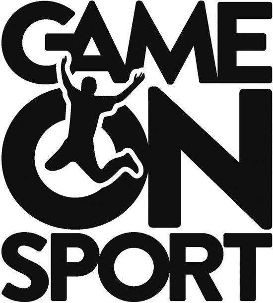 Game On Sport Trampoline Jumpline 305 zwart