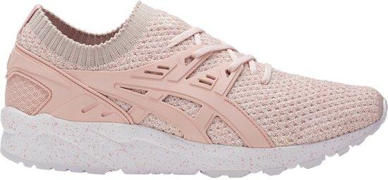 Asics Sneakers Gel Kayano Trainer Knit Dames Zalmroze Mt 43,5