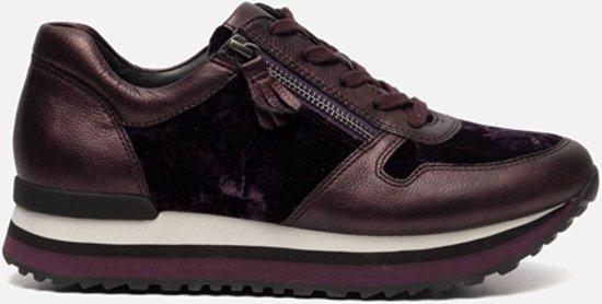 sports shoes 04331 4c766 Gabor Sneakers bordeauxrood Bordeaux - Maat 36