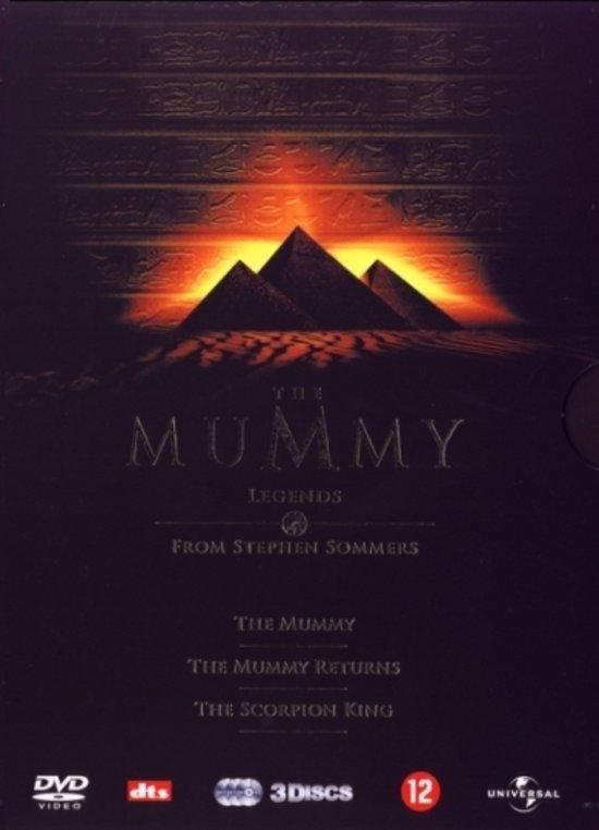 Mummy Legends Box