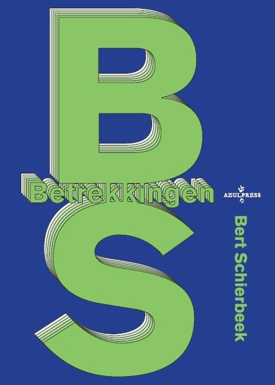 Betrekkingen - Bert Schierbeek pdf epub